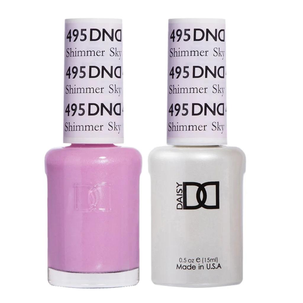 DND 495 Shimmer Sky